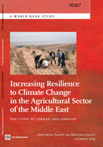 Increasing Resilience to Climate Change in the Agricultural Sector in the Middle East: The Cases of Jordan and Lebanon