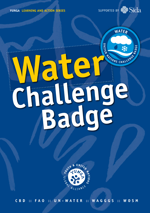Water Challenge Badge