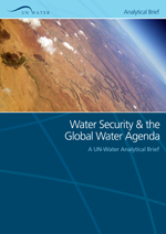 Water Security and the Global Water Agenda. A UN-Water Analytical Brief