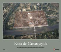 Cartel Ruta de Caesaraugusta