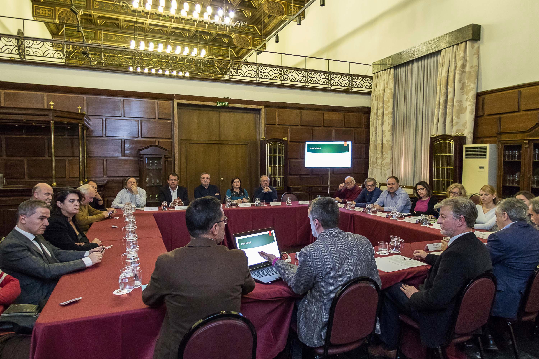 Ayuntamiento de zaragoza noticias comienza el proceso de for Oficina de extranjeria zaragoza