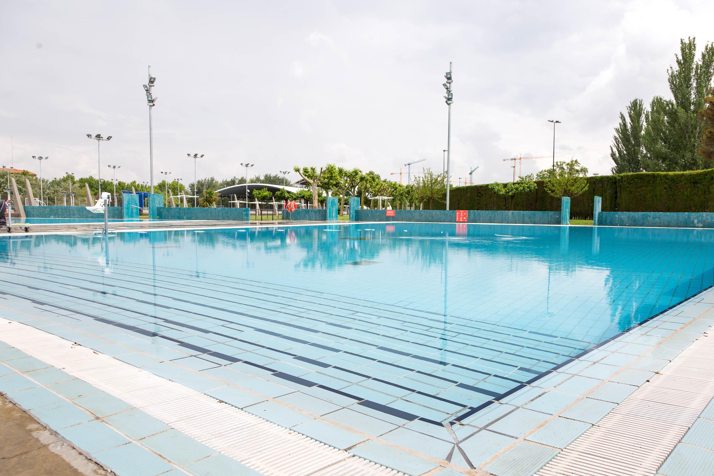 Ayuntamiento de zaragoza noticias las piscinas for Piscinas publicas zaragoza