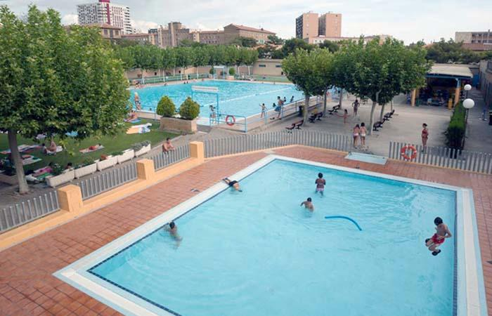Ayuntamiento de zaragoza noticias las piscinas for Piscinas climatizadas zaragoza
