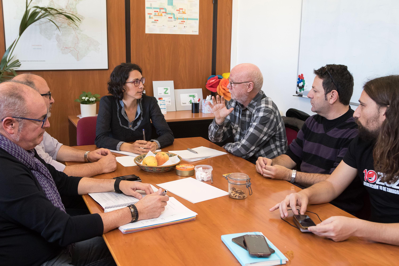 Ayuntamiento de zaragoza noticias primeros pasos para la for Oficina empleo goya