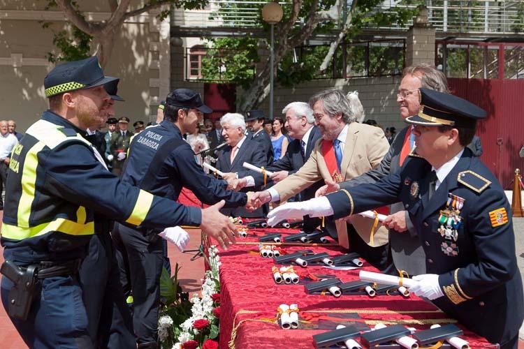 Ayuntamiento de zaragoza noticias la polic a de zaragoza for Oficina trafico zaragoza