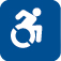 Icono de Accesible