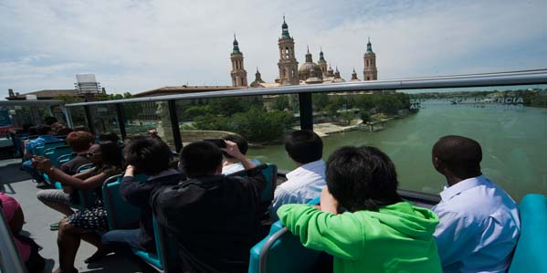 Sightseeing Bus Promotion