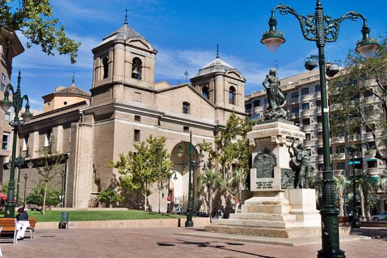 Ayuntamiento de zaragoza monumentos iglesia parroquial de for Hoteles familiares en zaragoza capital