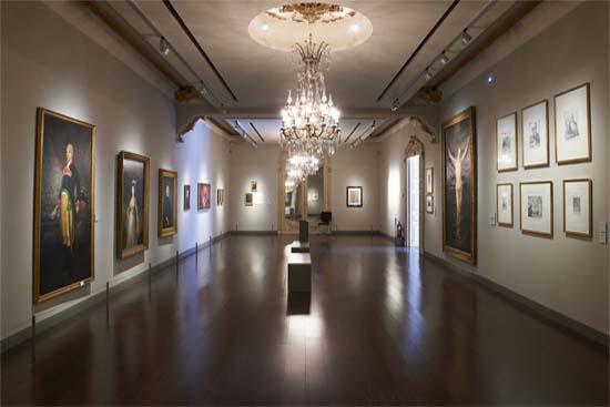 Museo.Ayuntamiento De Zaragoza Monumentos Museo Goya Coleccion Ibercaja