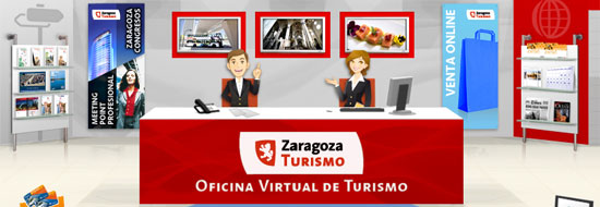 Ayuntamiento de zaragoza oficina online for Oficina de turismo huesca