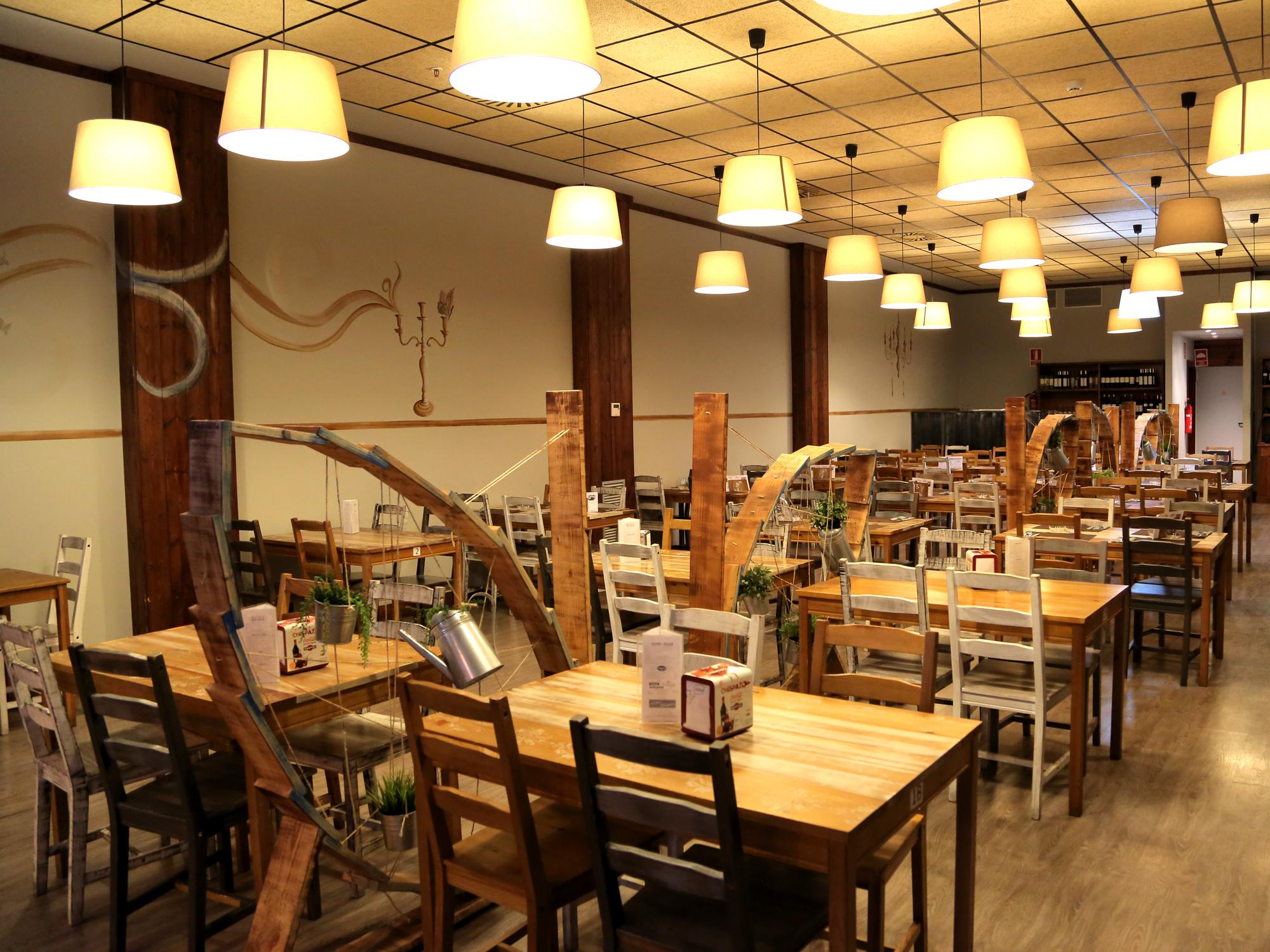 Ayuntamiento de zaragoza restaurantes el molino de san for Zaragoza oficina de turismo