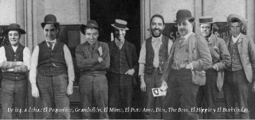 Pioneros del grupo de software libre del Ayuntamiento de Zaragoza