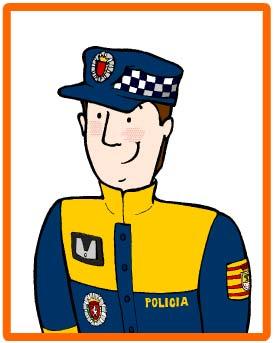 problema musica de fondo Policia