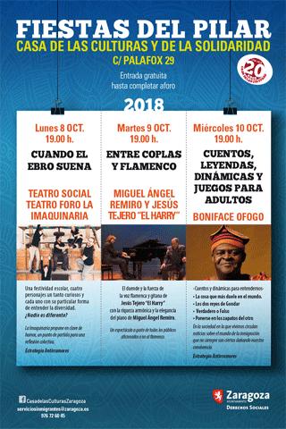 Ayuntamiento De Zaragoza Agenda De Actividades Cuentos Leyendas
