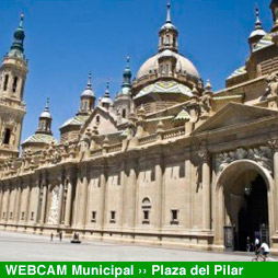 Webcam: Plaza del Pilar