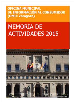 memoria de actividades 2015 oficina municipal de