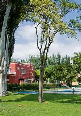 Deporte equipamiento de la ciudad ayuntamiento de zaragoza for Piscina jose garces