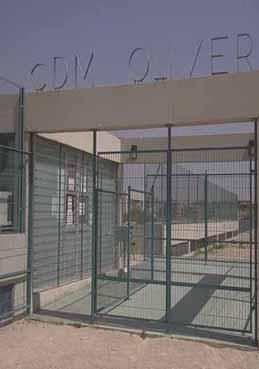 Centro deportivo municipal oliver piscinas equipamiento for Piscinas de zaragoza