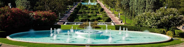 Mapa Parque Grande Zaragoza.Parque Grande Jose Antonio Labordeta Equipamiento De La Ciudad Ayuntamiento De Zaragoza