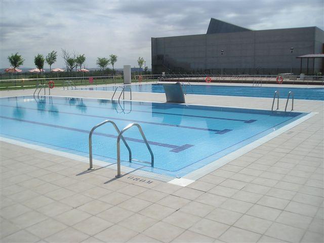 Deporte equipamiento de la ciudad ayuntamiento de zaragoza for Piscinas climatizadas zaragoza