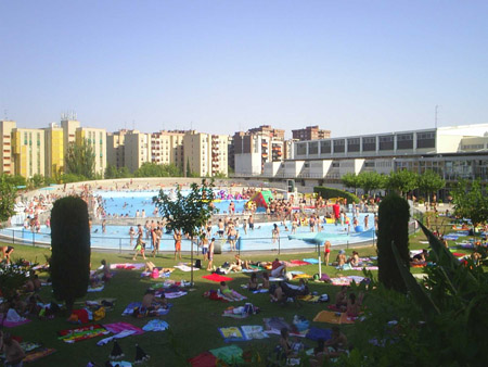 Ayuntamiento de zaragoza deporte piscinas de municipales for Piscinas climatizadas zaragoza