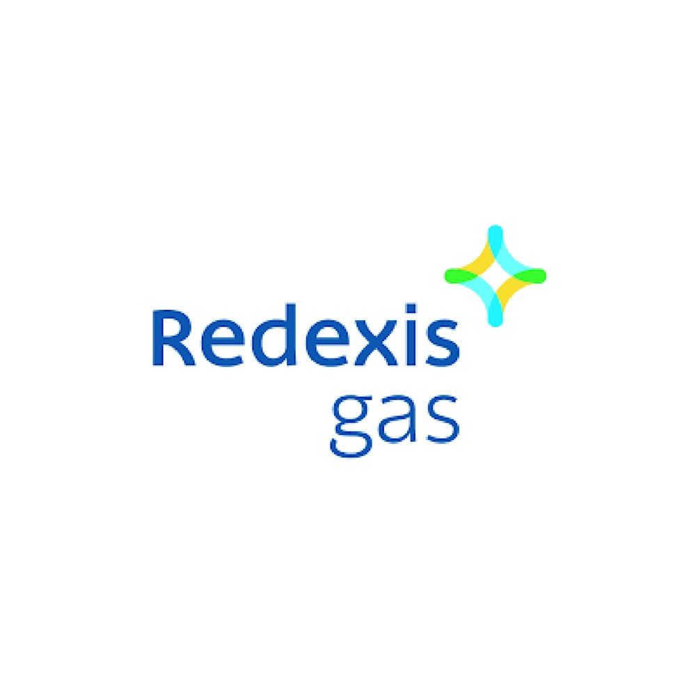 Logotipo de Redexis Gas
