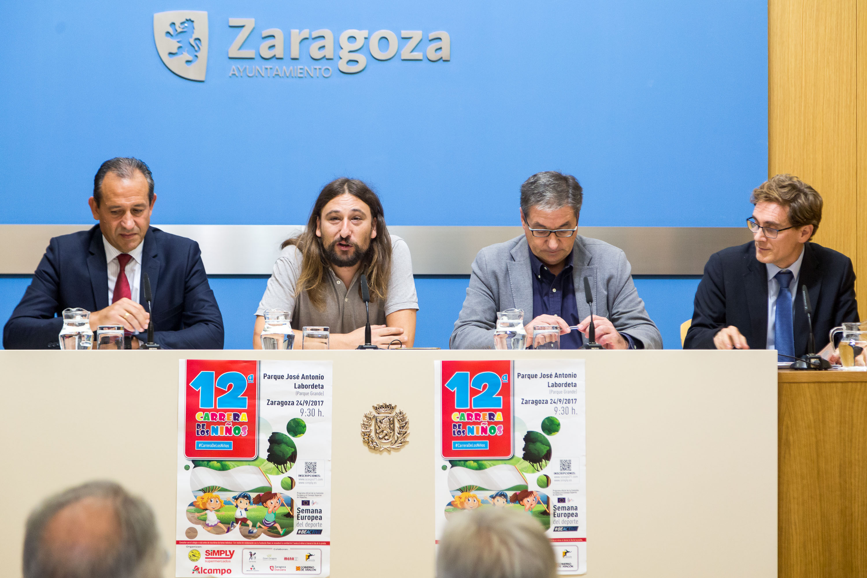 Ayuntamiento de Zaragoza. Noticias.La Carrera de los Niños espera ...