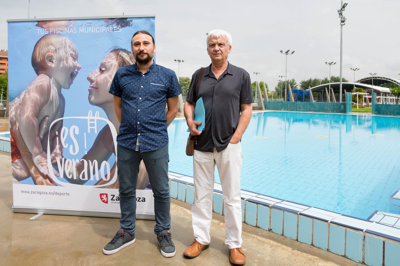 Ayuntamiento de zaragoza noticias las piscinas municipales abren este s bado la temporada de - Piscinas municipales zaragoza ...