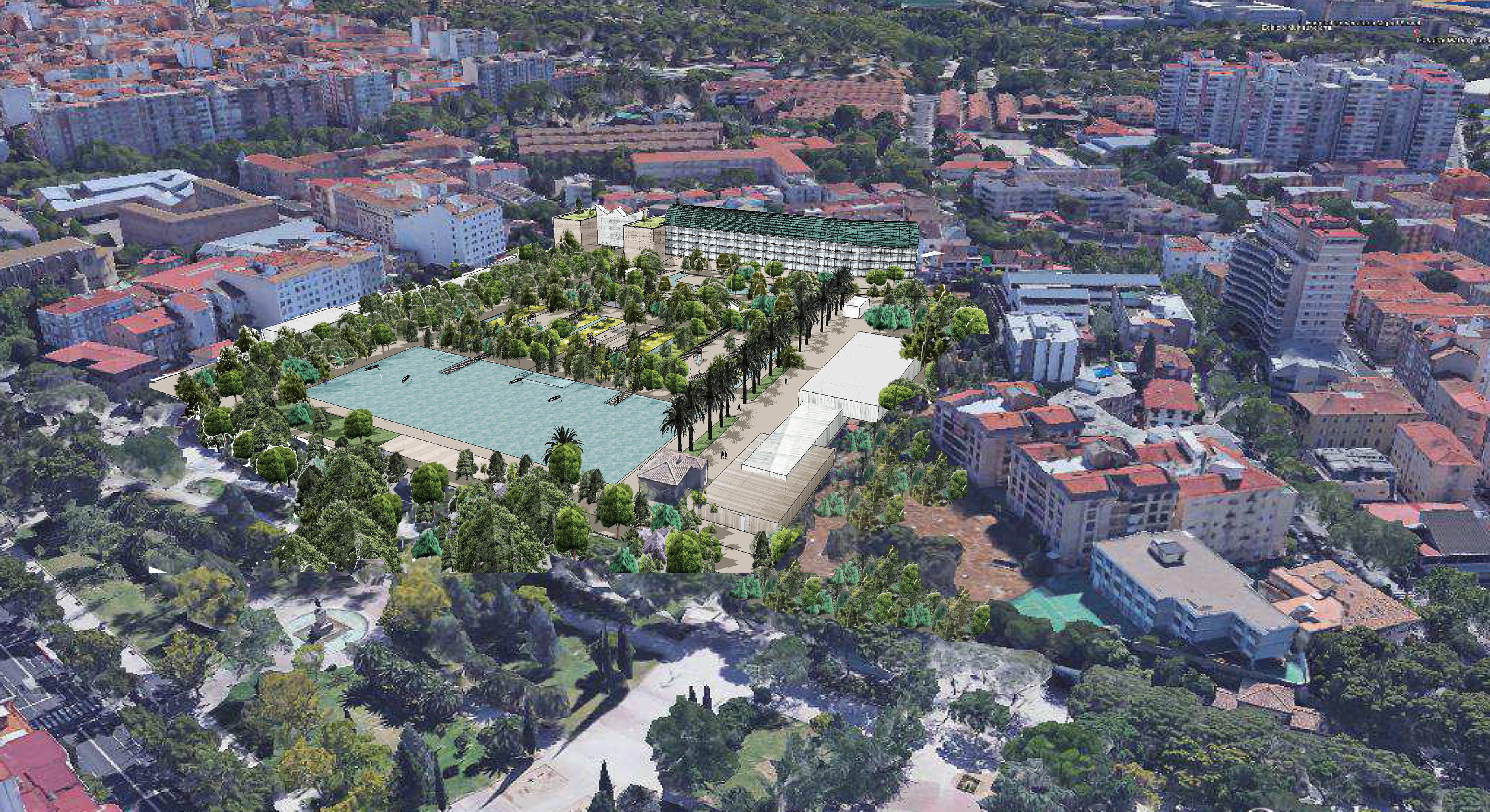 Parque Pignatelli Zaragoza Mapa.Ayuntamiento De Zaragoza Noticias Aprobada Definitivamente
