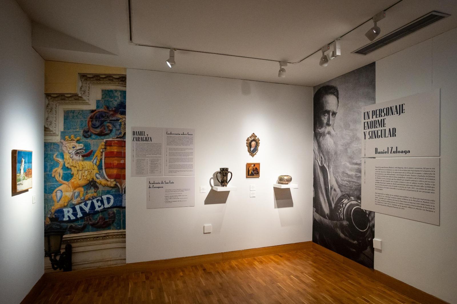 exposición Daniel Zuloaga