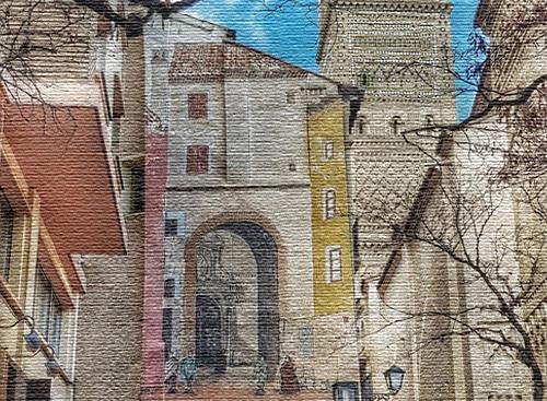 12 puertas de Zaragoza