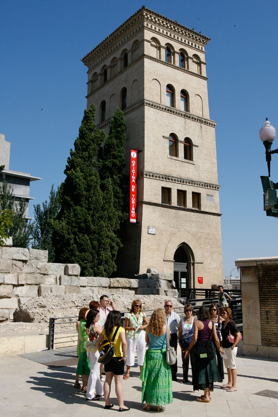 office de tourisme zaragoza