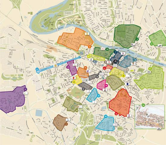 Ayuntamiento De Zaragoza Shopping Districts