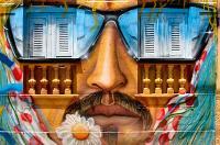 CANCELADO - CompARTE: Arte Urbano, trampantojo y tipografía