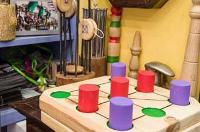 En mi casa jugamos así! Taller de ideación de Juegos Tradicionales del siglo XXI