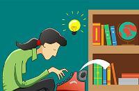 Escribe tus ideas con creatividad